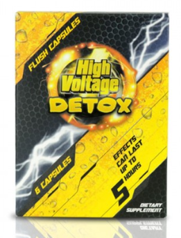High Voltage Capsules 6ct per box