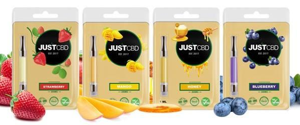 Just CBD Cartridge (SELECT PIC FOR MORE)