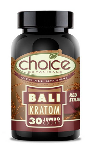Choice Botanicals 30 CT. JUMBO Capsules