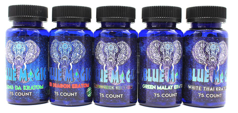 Blue Magic Kratom 150ct