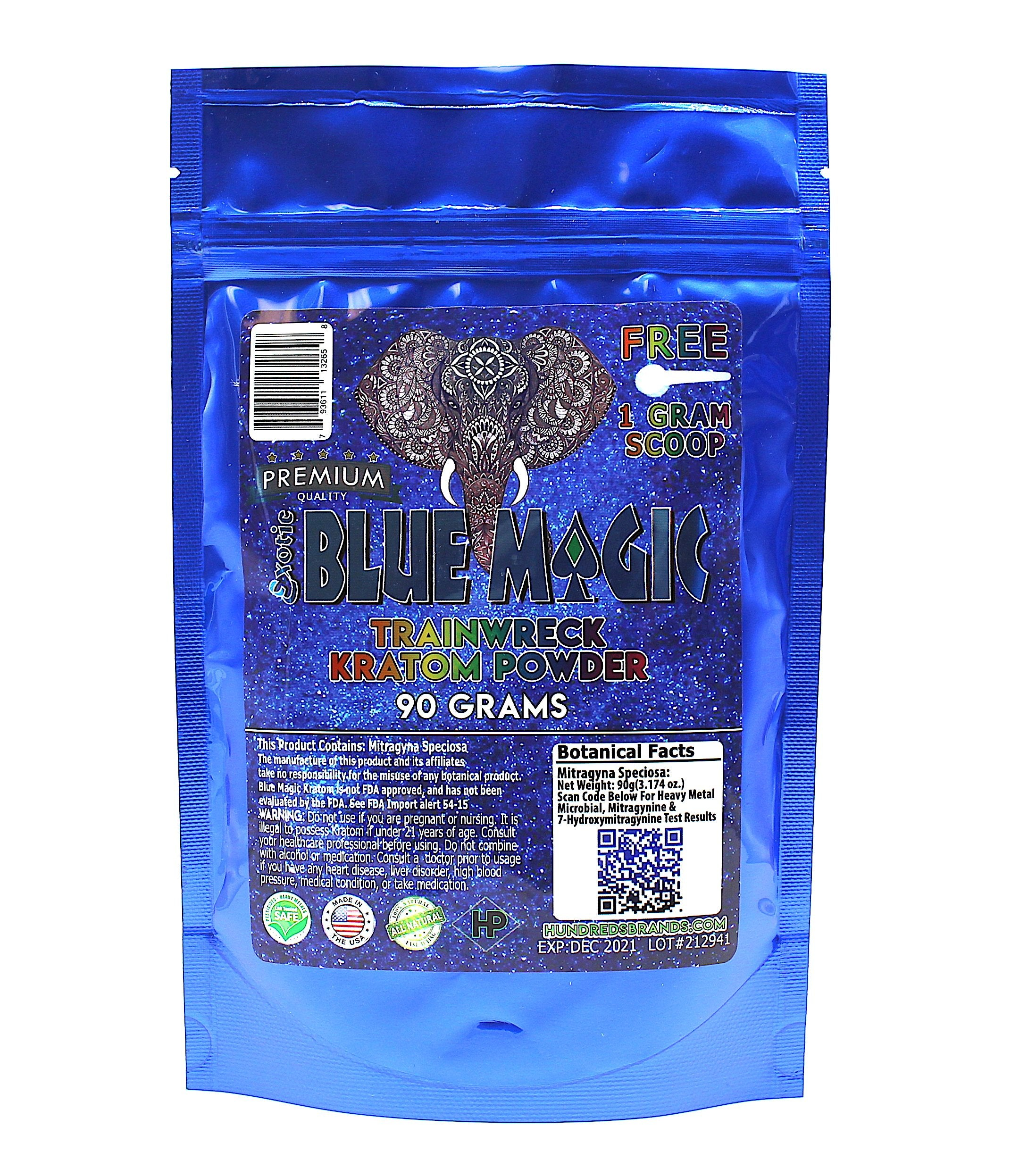 Blue Magic Kratom 90g