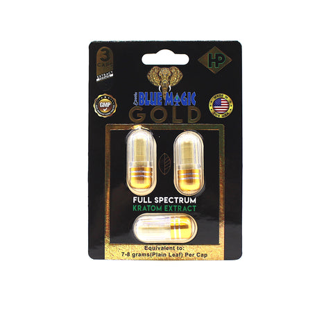 Blue Magic GOLD EXTRACT 3ct