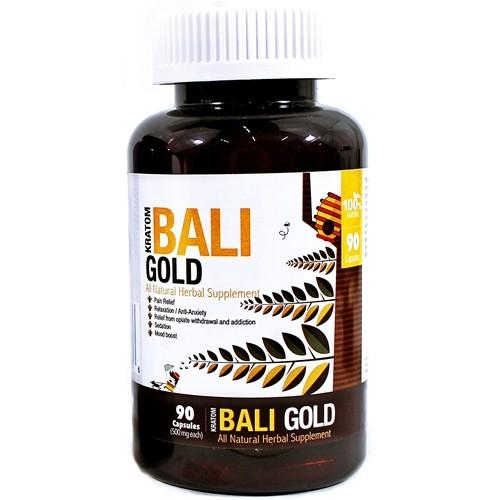 Bumble Bee Kratom Gold 90 Capsules(SELECT PIC FOR MORE)