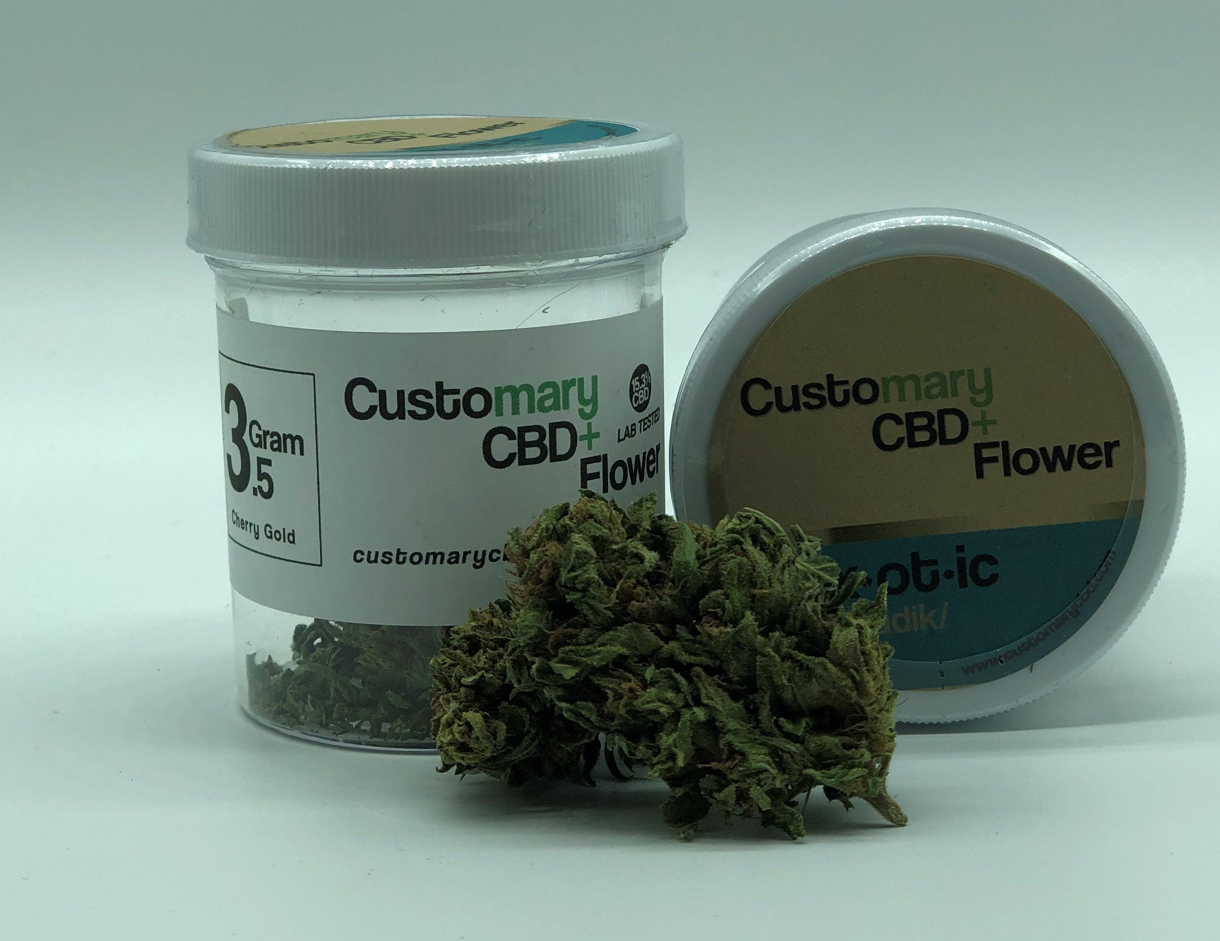 Customary CBD Flower (SELECT PIC FOR MORE OPTIONS)