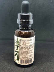 Green Leaf Full Spectrum Hemp Oil Tincture 750mg