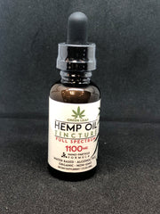 Green Leaf Full Spectrum Hemp Oil Tincture 1100mg