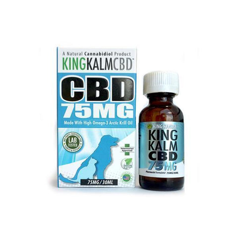 King Kalm Pet cbd  30ml Bottle Pharmacist Formulated (SELECT PIC FOR MORE)****