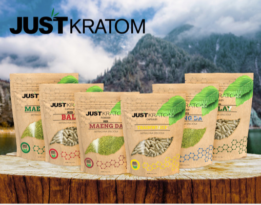 Just Kratom - 1KG Powder ** NEW **