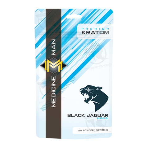 Medicine Man BLACK JAGUAR ULTRA ENHANCED MAENG DA
