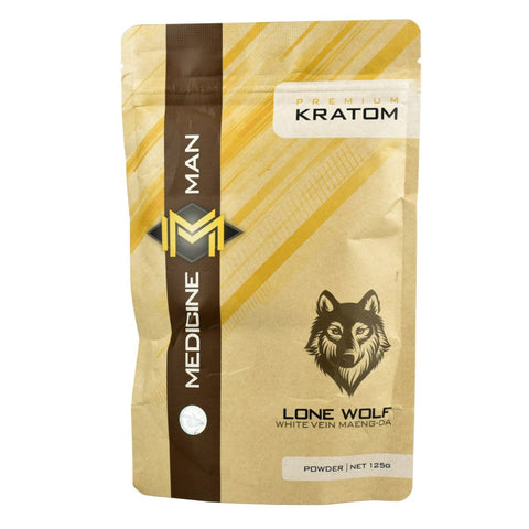 Medicine Man Kratom 125g Powder