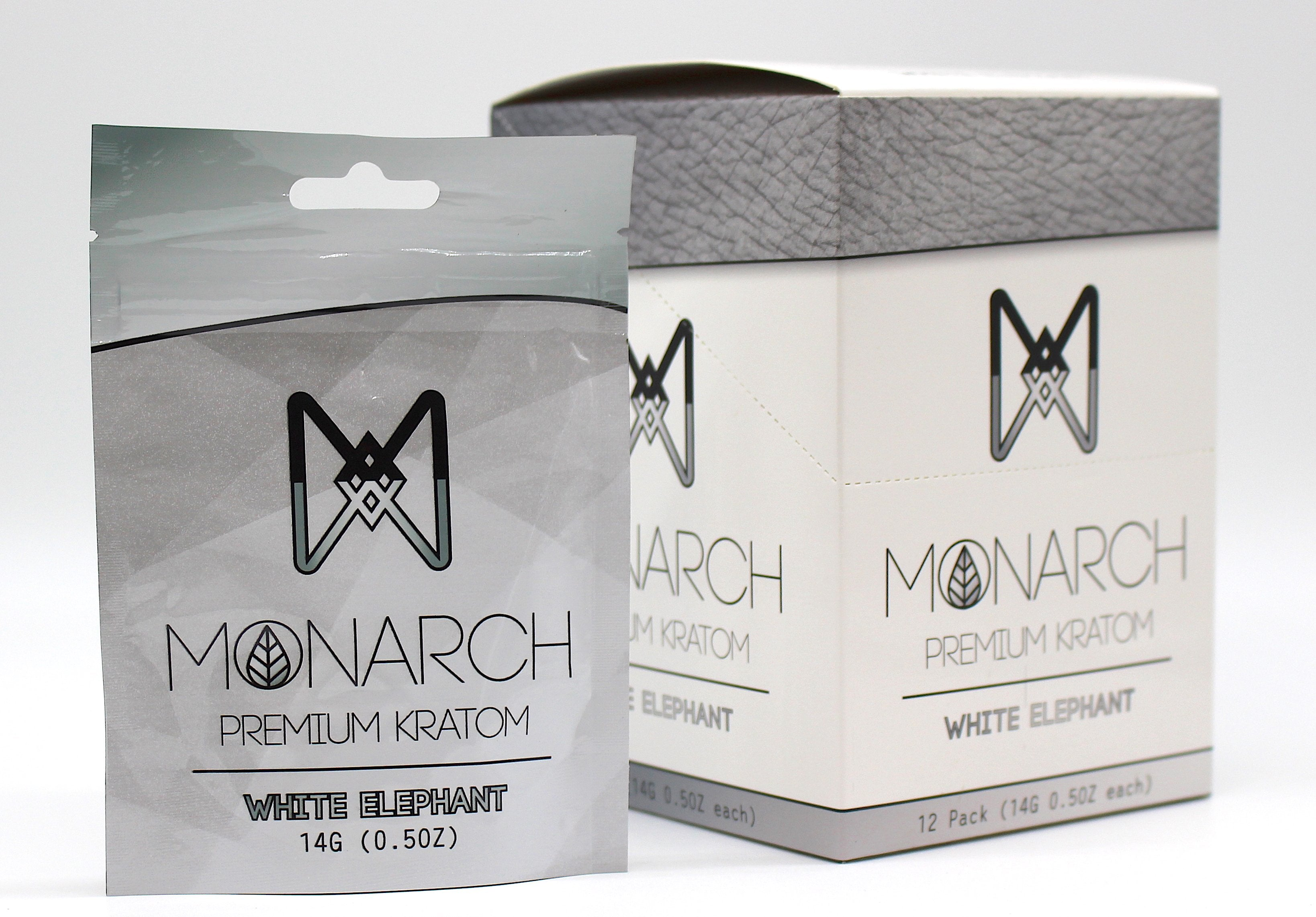 Monarch Premium Kratom 14G Powder