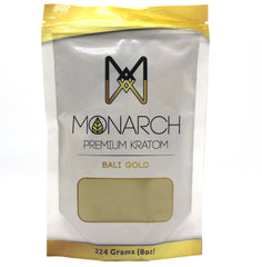 Monarch Premium Kratom 8 OZ Powder Bag