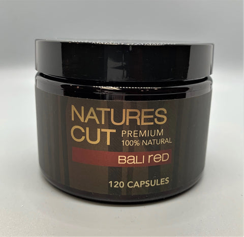 Natures Cut  120CT Capsules (SELECT PIC FOR MORE OPTIONS)