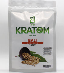 NJOY KRATOM  150 ct bag    (SELECT PIC FOR MORE)