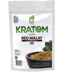 NJOY Kratom  200g Powder ((SELECT PIC FOR MORE)