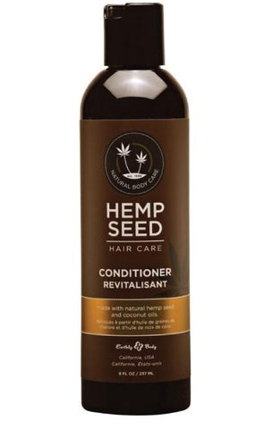 Earthly Body Hemp Seed Conditioner 8oz