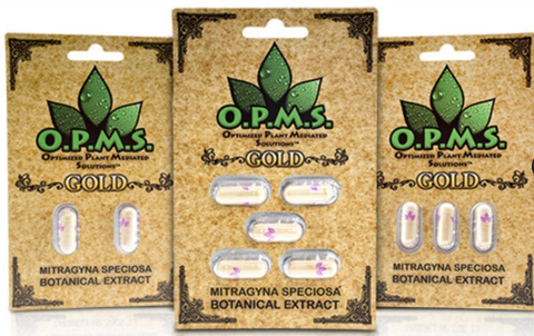 OPMS Gold Extract CAPSULES
