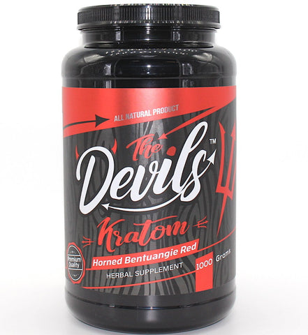 The Devils Kratom KILO Powder