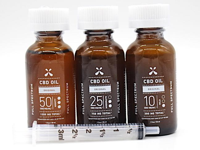 Original Green Roads CBD Oil Full Spectrum (Select Pic For More)