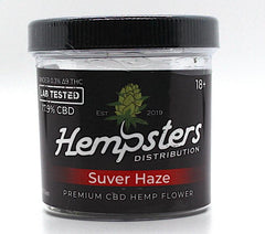 Hempsters CBD Flower Bud  3.5G (SELECT PIC FOR MORE)