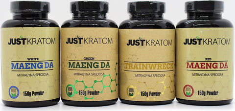 Just Kratom   150g powder