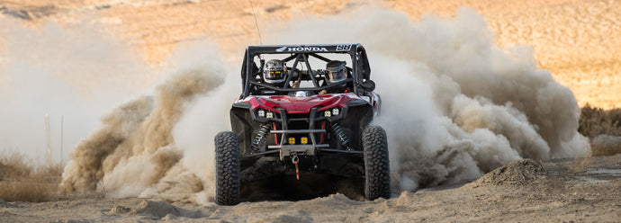 HONDA TALON FACTORY RACING WELCOMES BAJA SPECIALIST ELIAS HANNA AND ZACH SIZELOVE TO THE TEAM