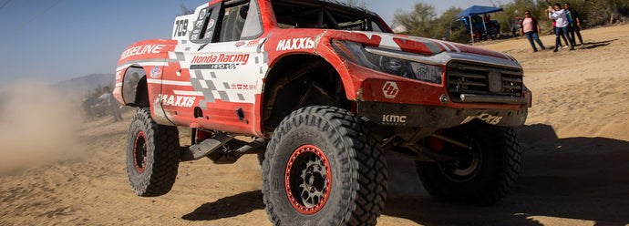 FIRST FOUR-WHEEL WIN FOR HONDA AT SCORE SAN FELIPE 250 WITH HONDA OFF-ROAD FACTORY RACE TEAM