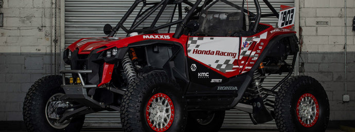 NEW YEAR, BIG PLANS FOR HONDA OFF-ROAD FACTORY RACING