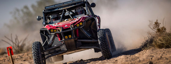 HONDA OFF-ROAD FACTORY RACING RIDGELINE & TALONS READY TO TACKLE ONE OF THE TOUGHEST RACES ON EARTH