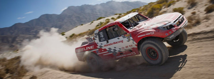 TEAM HONDA RACING OFF-ROAD FINDS SUCCESS IN A BRUTAL 2020 VEGAS TO RENO RACE