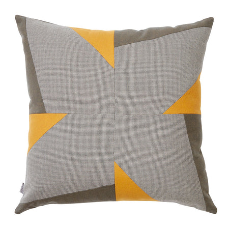 Amara Floor Cushion – Orange