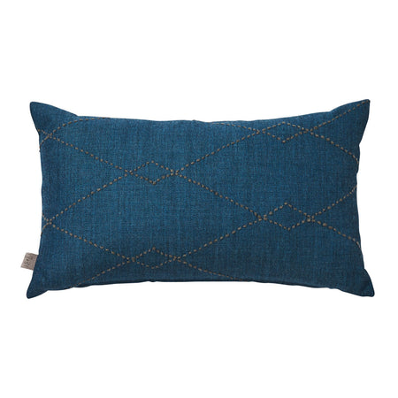 Berber Long – Blue/Grey - Place de Bleu