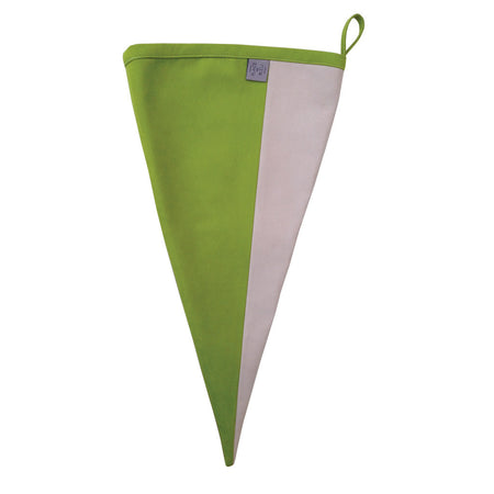 Christmas Stocking Cornet – Green - Place de Bleu
