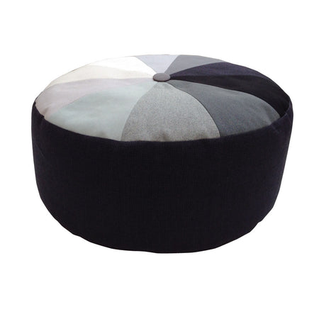 Gradient Mini Moroccan Pouf