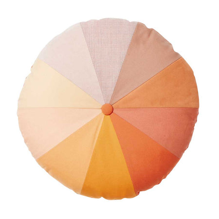 Gradient Cushion – Coral - Place de Bleu