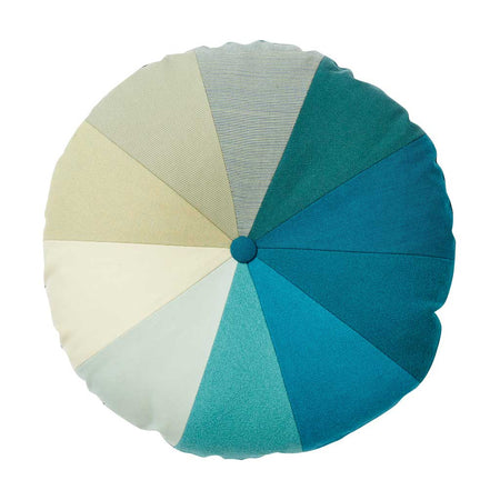 Gradient Cushion – Green - Place de Bleu