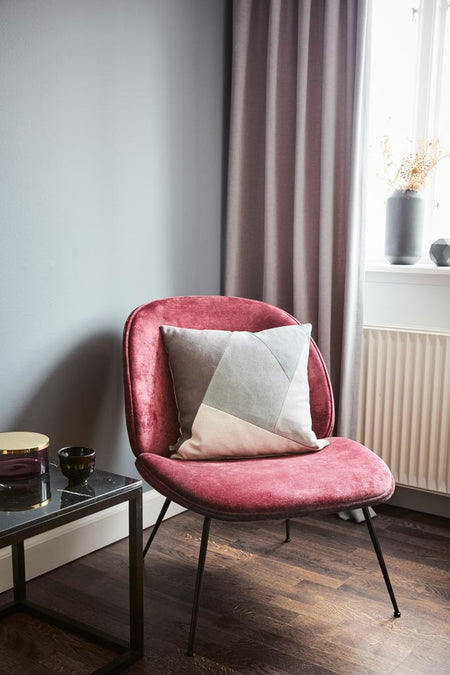 Samur Cushion – Coral - Place de Bleu