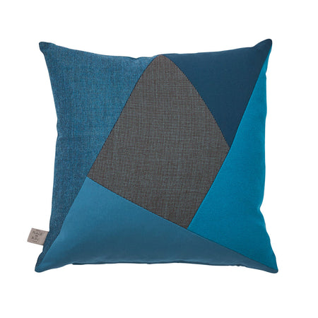 Samur Cushion – Blue - Place de Bleu