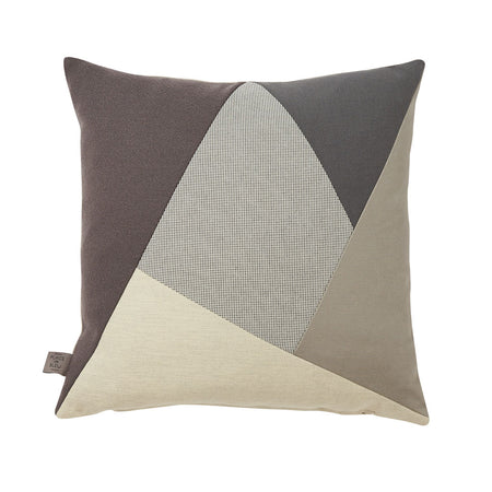 Samur Cushion – Ecru - Place de Bleu
