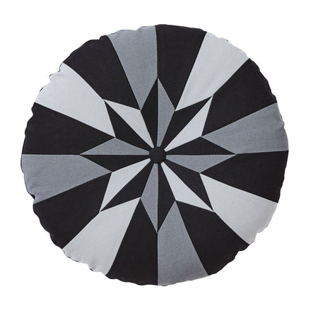 Star Cushion – Grey