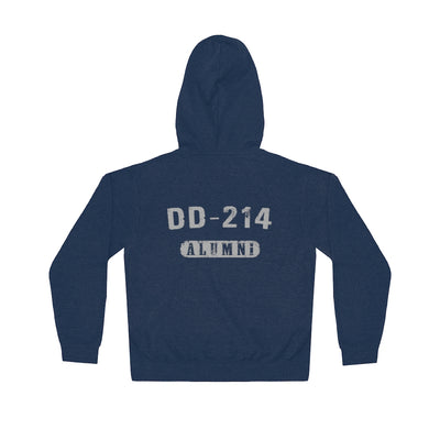 Men's or Women's Lightweight Hoodie - DD-214