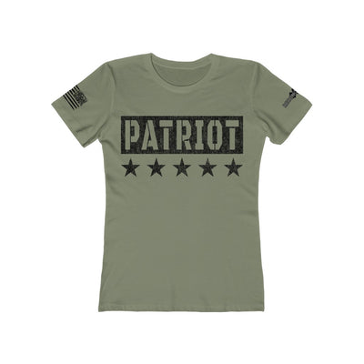 Women's Feminine Cut Tee - Patriot