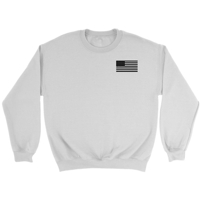 Men's Crewneck Sweatshirt - Patriot Until I die
