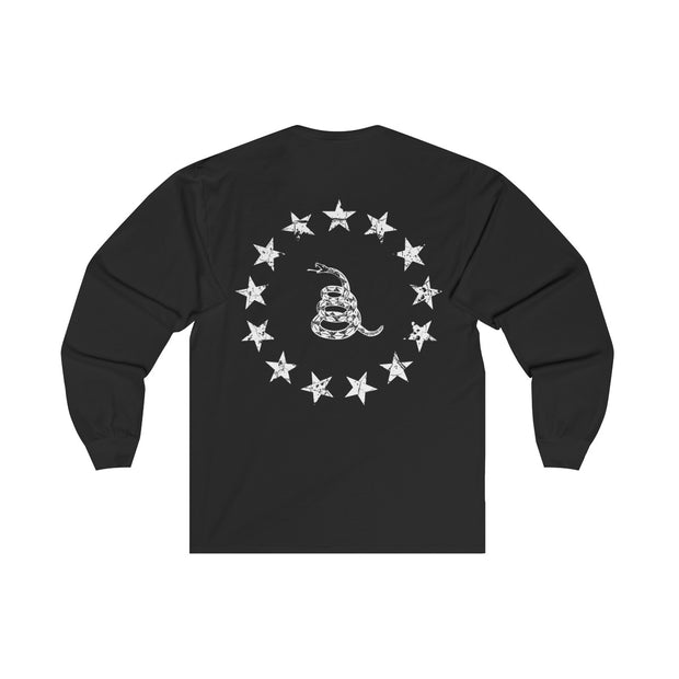 Women's Long Sleeve T-Shirt - Never Surrender