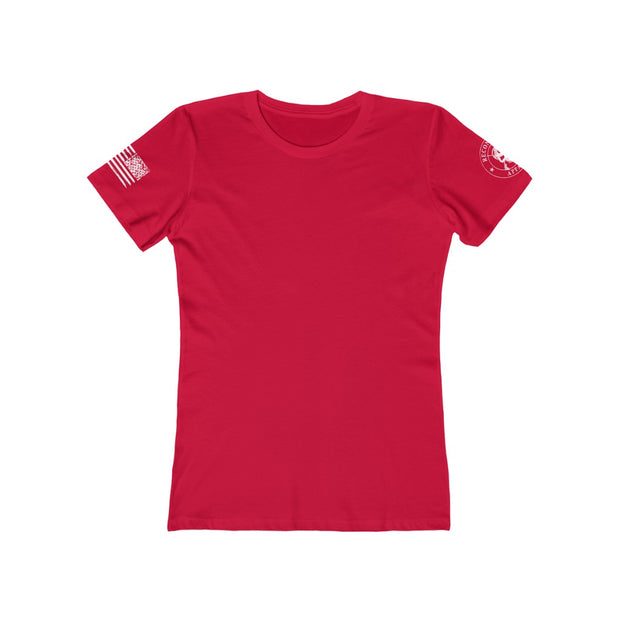 Women's Feminine Cut Tee - LOCKDOWN 2020 - CRAZY YET?
