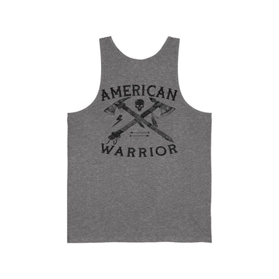 Men's Tank Top - American Warrior