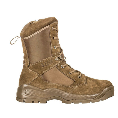"A.T.A.C.® 2.0 8"" SIDE ZIP DESERT Tactical Boot (Dark Coyote) - 5.11 Tactical"