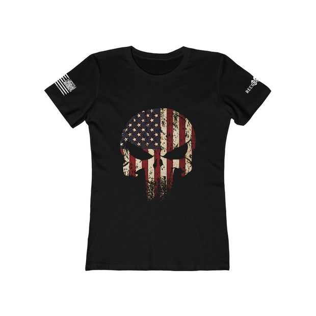 Women's Boyfriend Tee - The American Soul Shirt