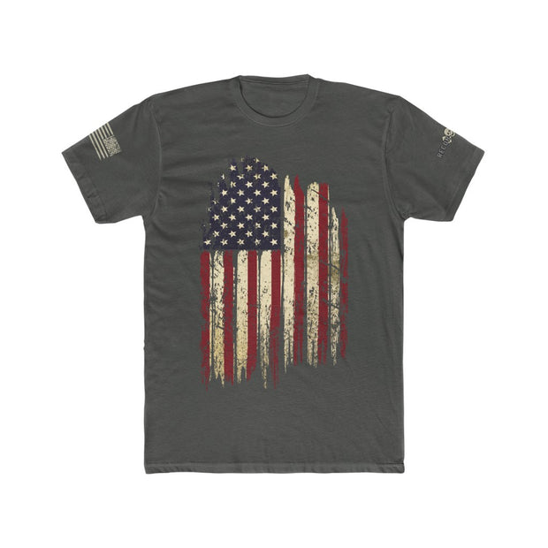 Men's T-Shirt - Old Glory (Design on Front)