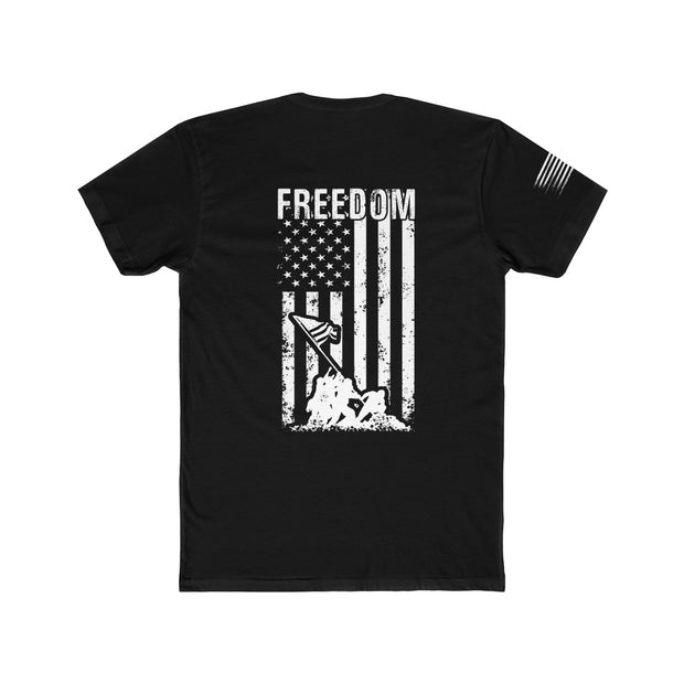 Men's T-Shirt - Freedom Flag